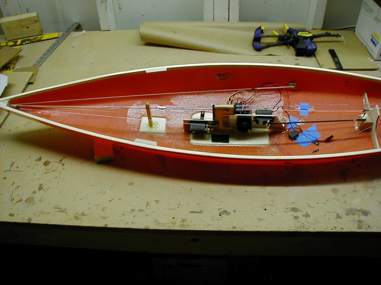 Building A Wooden Model Sailboat Made Simple Enjoy The