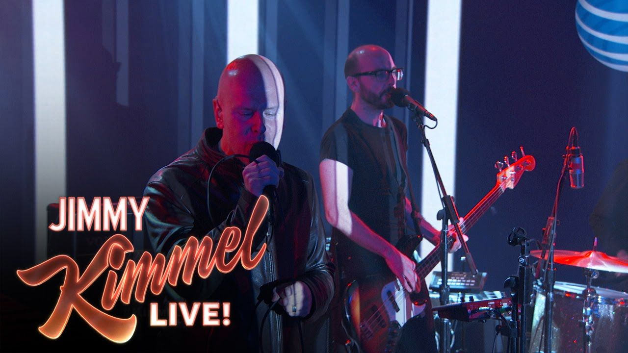 """Philip Selway Performs """"Around Again"""""""