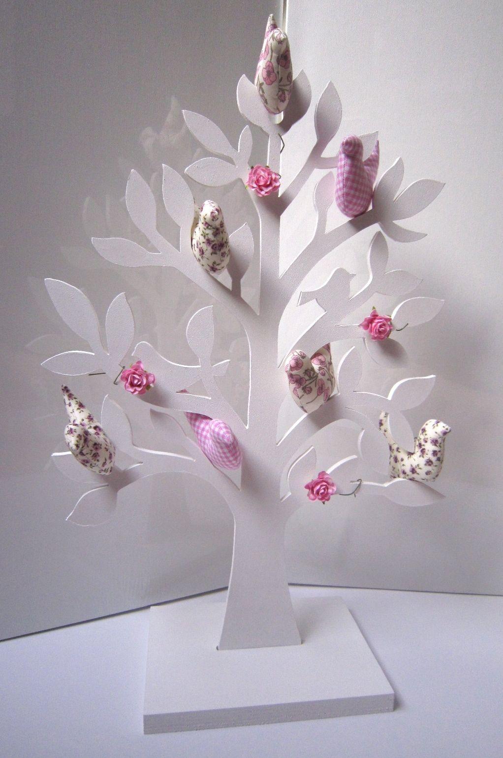 arbre décoratif + 7 mini oiseaux | home | pinterest | decoration