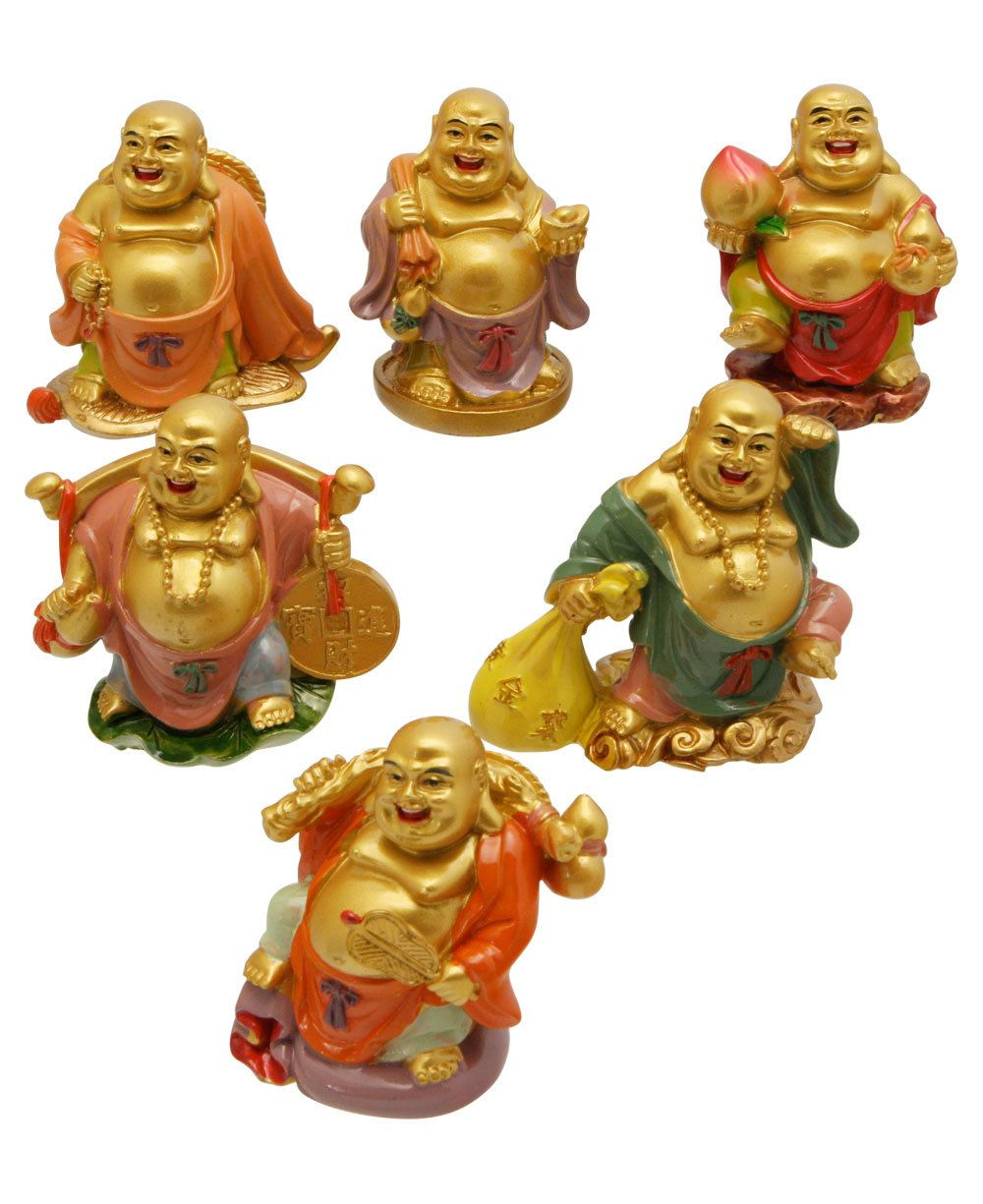 Happy buddha statues elizabeth genai pinterest buddha happy buddha likeness is symbolic of joy mirth and contentment and it is said that rubbing the head or belly of a happy buddha statue brings good luck and buycottarizona