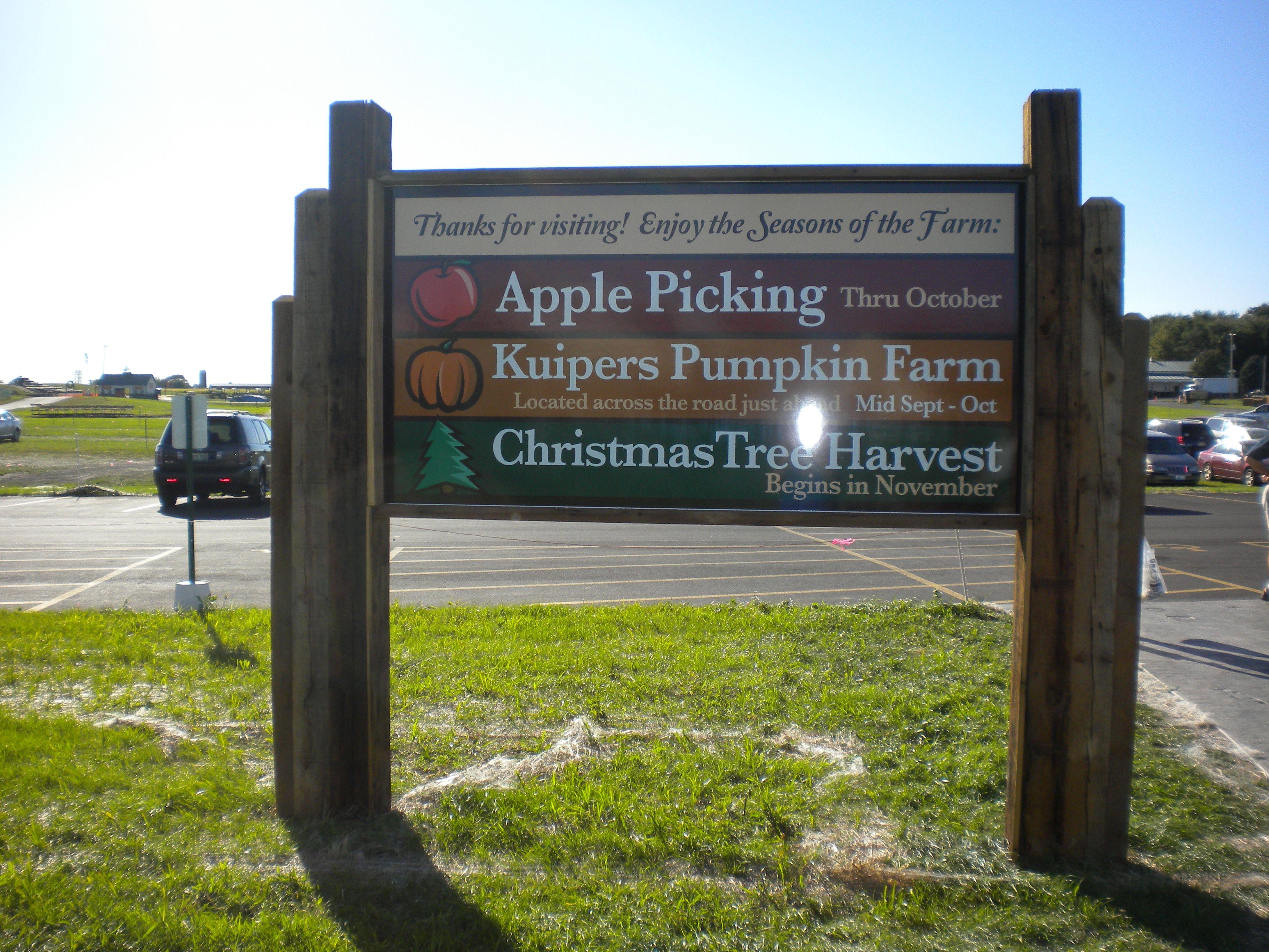 Kuipers Family Farm Pumpkin farm, Illinois, Small towns