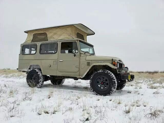 1980 Toyota Land cruiser hj45