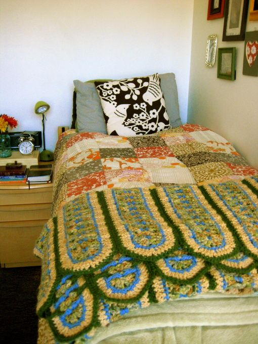 Boho Chic. I can only hope my room looks this amazing.