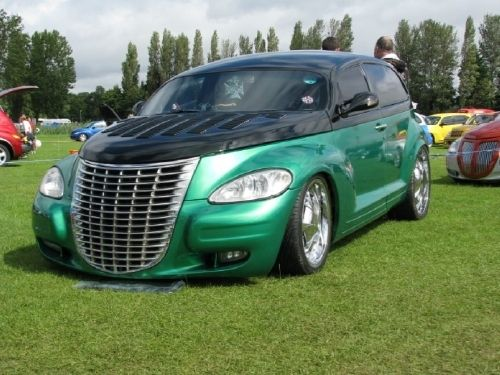 grill pt cruiser custom pt cruiser 28429 tuning cars love this car pinterest cars. Black Bedroom Furniture Sets. Home Design Ideas