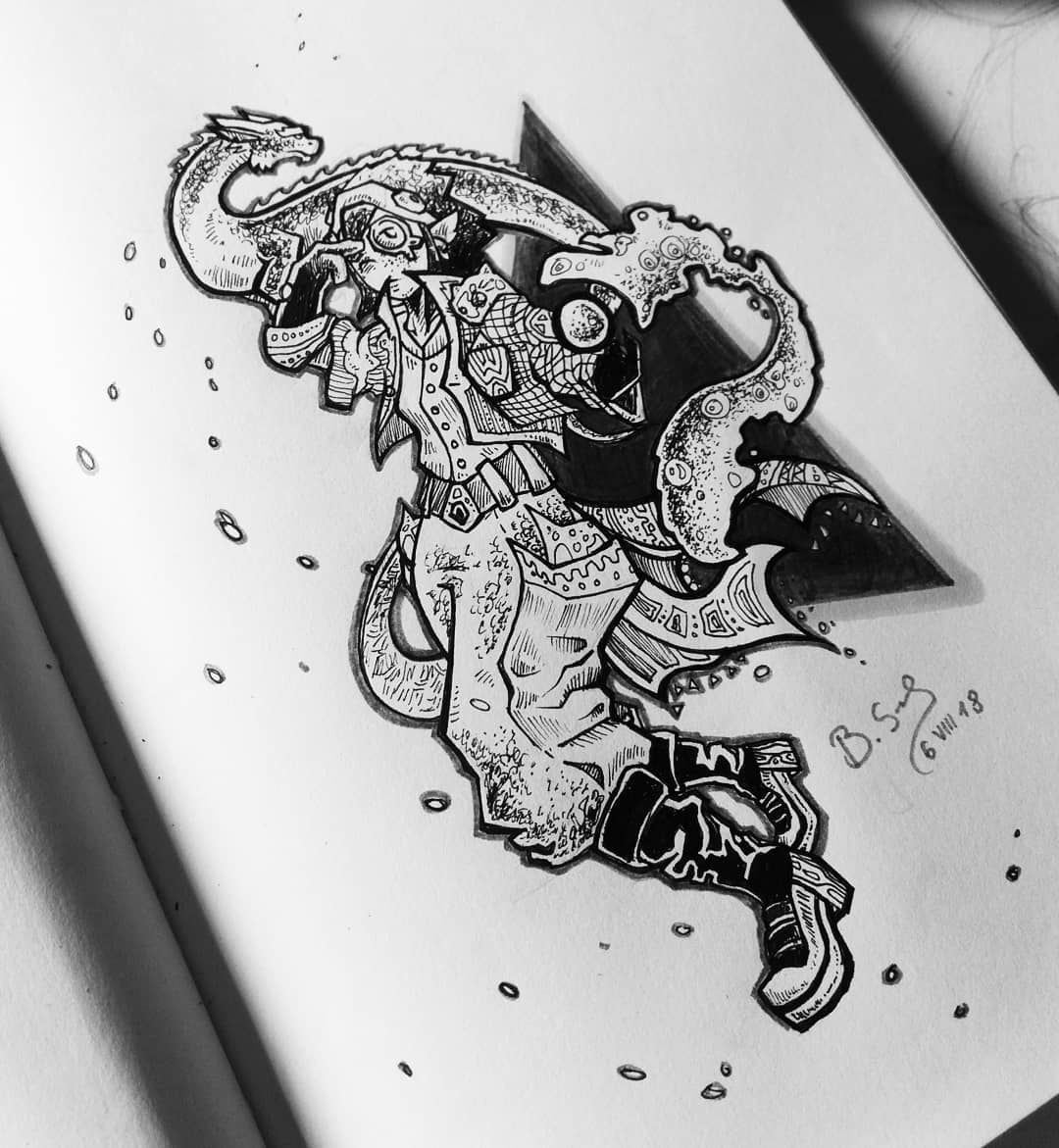 Pin By Pamela Ls On Drawing Ideas And Inspiration Steampunk Art Dragon Art Ink Art