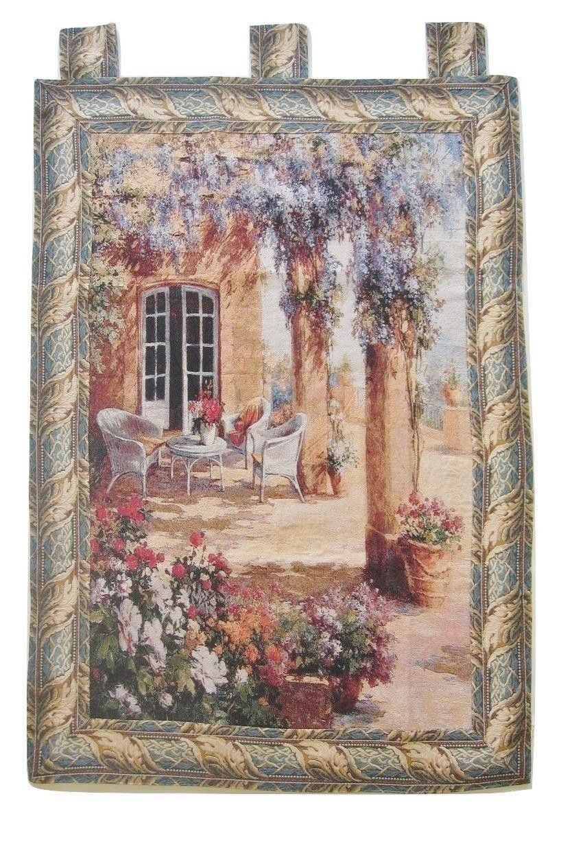 DaDa Bedding Grace of Love Woven Rococo Greece Beach Tapestry Wall Hanging 36x50