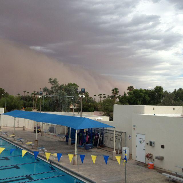 Haboobs!(: arizona storms...