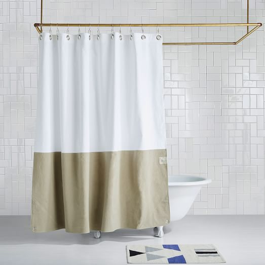 Pin By Laura Budinger On House Ideas In 2020 Modern Shower Curtains Designer Shower Curtains Small Shower Remodel