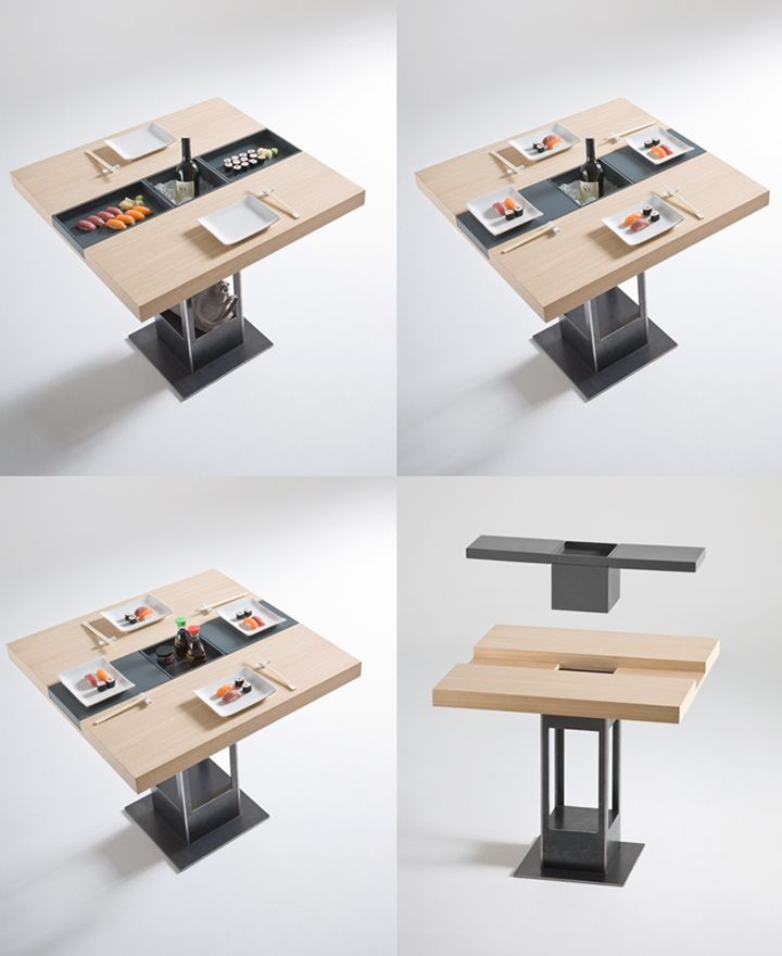 mesa cubitera