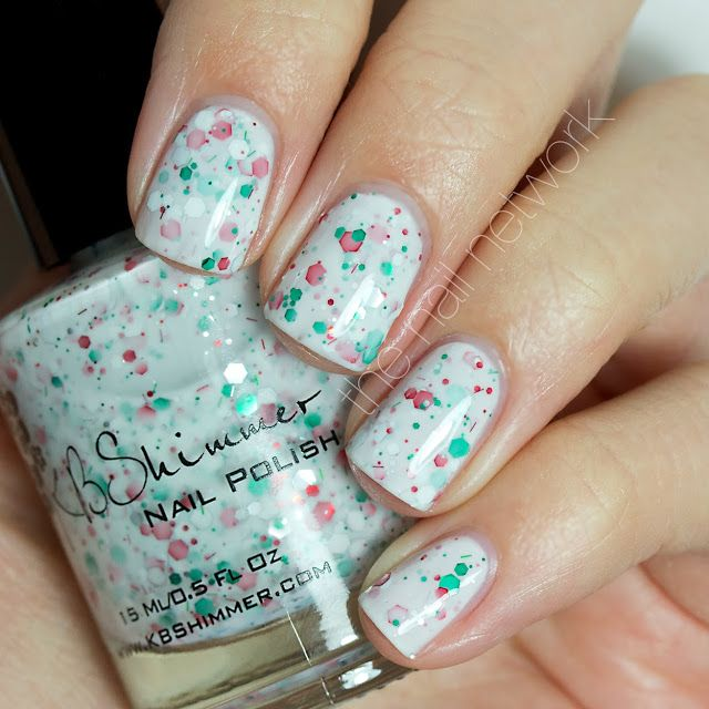 The Nail Network: KBShimmer Winter 2013 Collection Review/Swatches