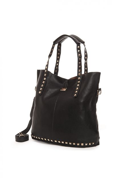 16cd1bf99 Bolso Negro 47 Street Katie | bags | Bolsos, Bolsos negros, Bolsos ...