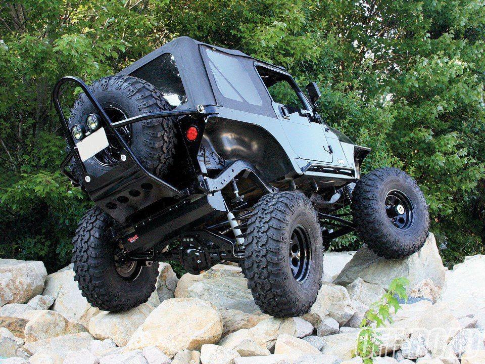 Jeep Rock Climbing Jeep Wrangler Jeep Tj Jeep Cars