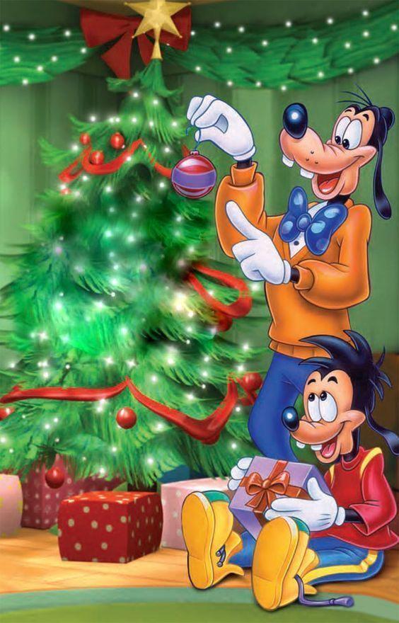 Christmas- Disney- Pluto & Son | ️ CHRISTMAS - DISNEY ️ ...