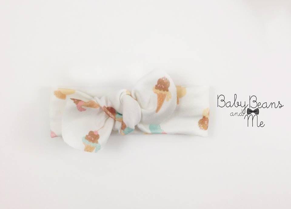 Organic Jersey Knit HeadbandBaby turban adult by BabyBeansandMe, $11.00