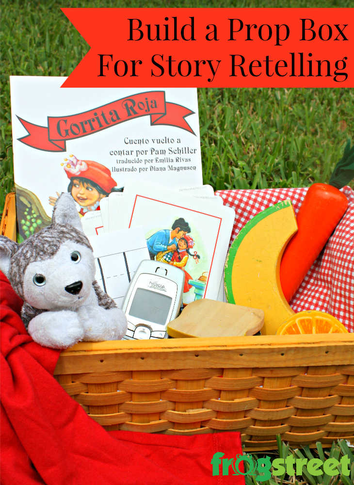 Build a Prop Box for Story Retelling. 3 other ways to help ...