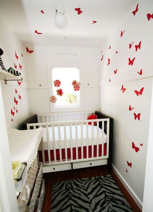 C mo decorar una habitaci n peque a infantil ambientes - Como amueblar una habitacion pequena ...