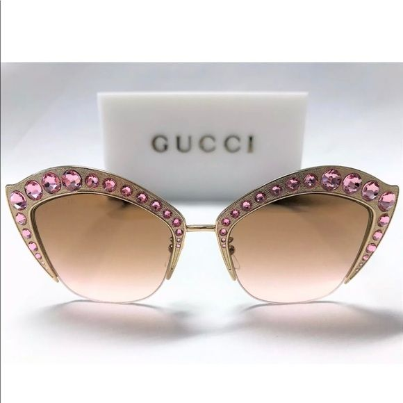 b1f0d3123b91 Spotted while shopping on Poshmark  💓GUCCI CATEYE SUNGLASSES💓!  poshmark   fashion  shopping  style  Gucci  Accessories