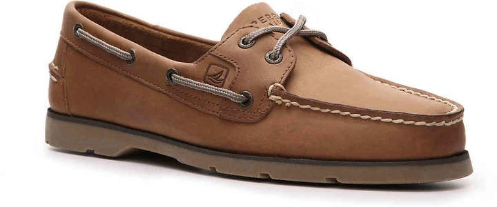 206f323ab49 Sperry Top-Sider Men s Leeward Boat Shoe. On Mom s Gift list for men young  and old. Never go out of style   comfortable!  ad  menswear  giftsfordad
