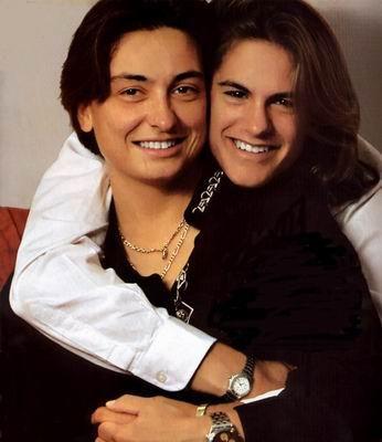 Amelie lesbian mauresmo