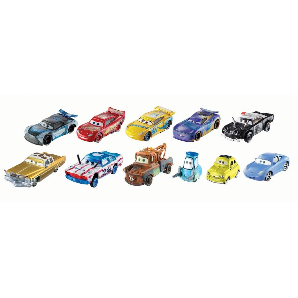 Car 3 toys  Mattel Disney  Pixar Cars  DieCast Vehicle Pack  Disney pixar