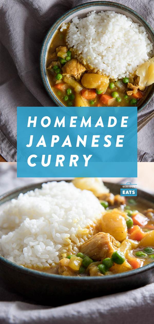 Homemade Japanese Curry Rice Kare Raisu Recipe Recipe Japanese Curry Kare Raisu Recipe Recipes