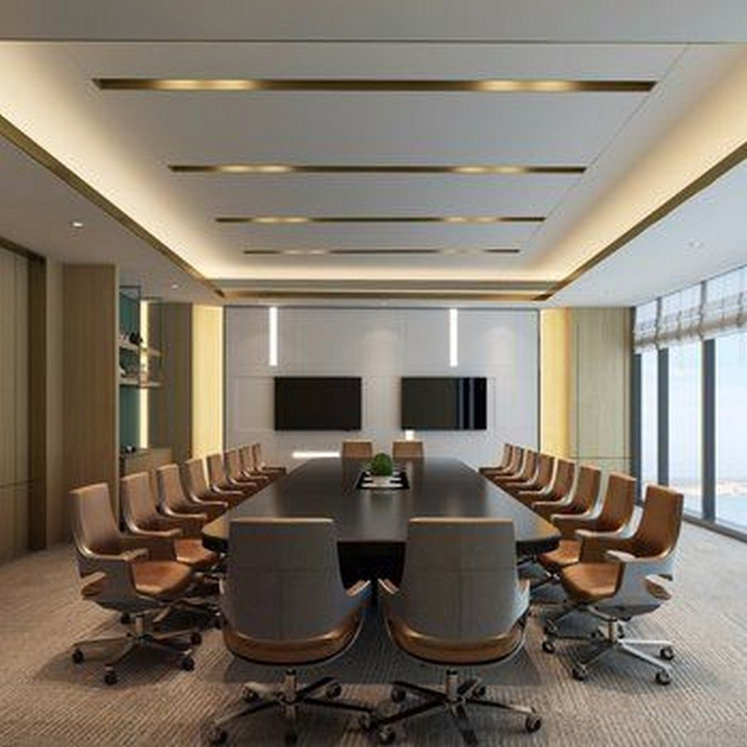 12 Office Interior 3d Models Meeting Room Design Modern Office Interiors Meeting Room Design Office Modern conference room colors