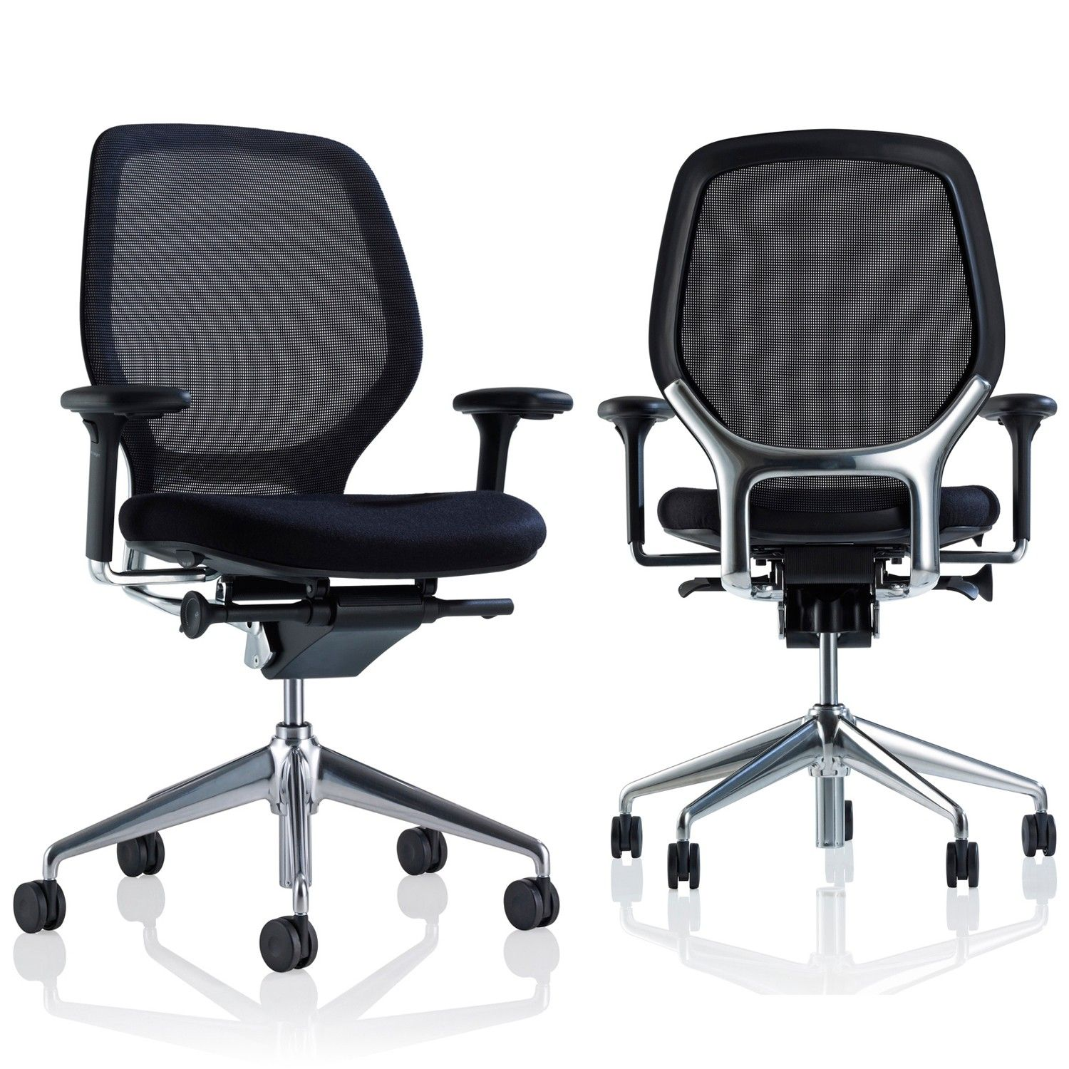Ara Mesh Task Chairs were the first office chairs