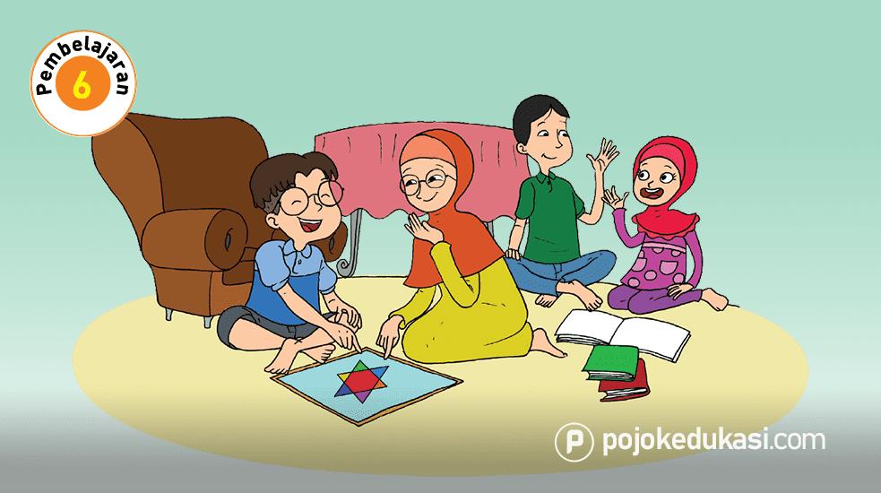 Kunci Jawaban Buku Siswa Tematik Tema 4 Kewajiban Dan Hakku Kelas 3 Halaman 40 41 42 43 44 Subtema 1 Pembelajaran 6 Buku Kunci Belajar