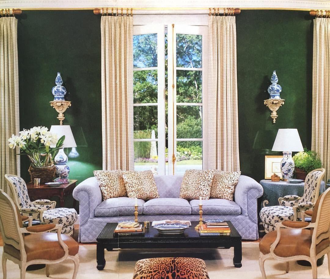 Kevin McNamara In East Hampton, Part 2, Living Room