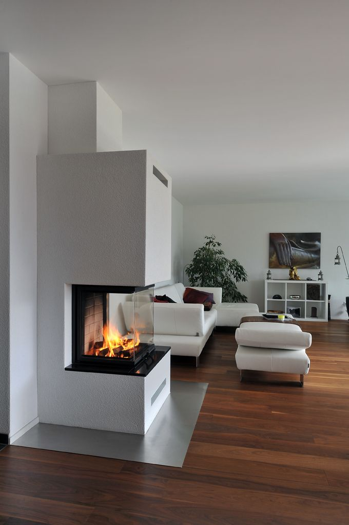chemin e 3 seiten fireplaces kamin wohnzimmer wohnzimmer kachelofen. Black Bedroom Furniture Sets. Home Design Ideas