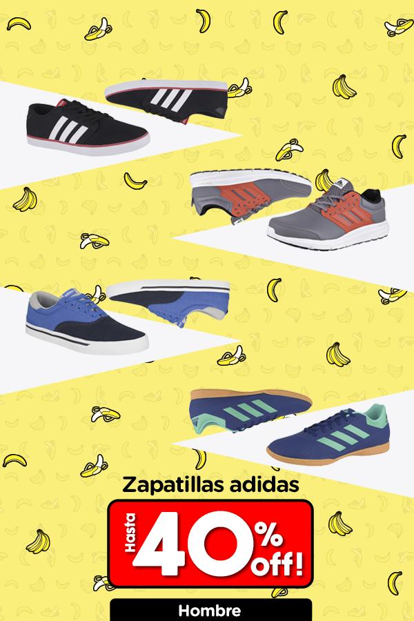 adidas zapatillas ofertas hombre