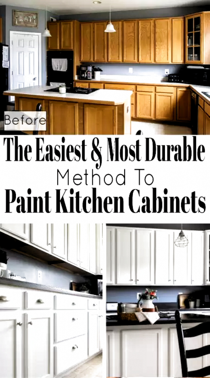 how to paint cabinets that will last these tips for on best paint for kitchen cabinets diy id=88946