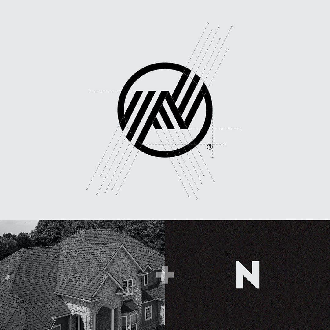 real estate group branding Real estate logo