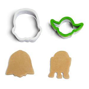Star Wars Cookie Cutters 4-Pack | ThinkGeek