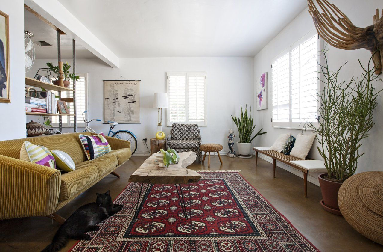 A Playful House in Phoenix Home, Home decor, Living room