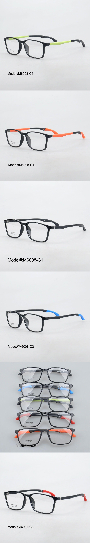 f5f51e66f3 MY DOLI M6008 unique Factrory price full rim exercise TR eyeglasses optical  frames prescription spectacles eyewear