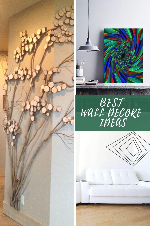 Amazing Diy Wall Decoration Ideas Diy Wall Decor Diy Wall Wall Decor