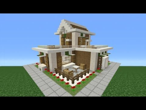 how to build a castle in minecraft tutorial