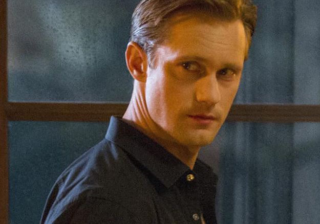 Eric Northman (Alexander Skarsgard), True Blood | How TV's Most Popular Vampires Have Changed Over The Years. 2014 FTW