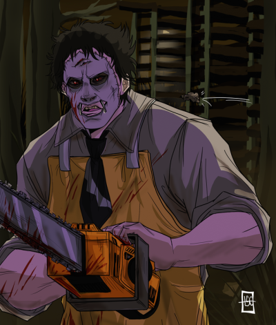 leatherface | Tumblr | Dead by Daylight in 2019 | Horror monsters
