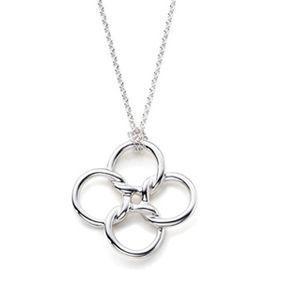 Tiffany co elsa peretti quadrifoglio pendant homemade gifts tiffany co elsa peretti quadrifoglio pendant mozeypictures Gallery
