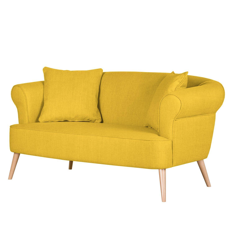 Sofa Lilou 2 Sitzer Webstoff Senfgelb Maison Belfort Jetzt Bestellen Unter Https Moebel Ladendir Sofas Sofa Mit Relaxfunktion 3 Sitzer Sofa