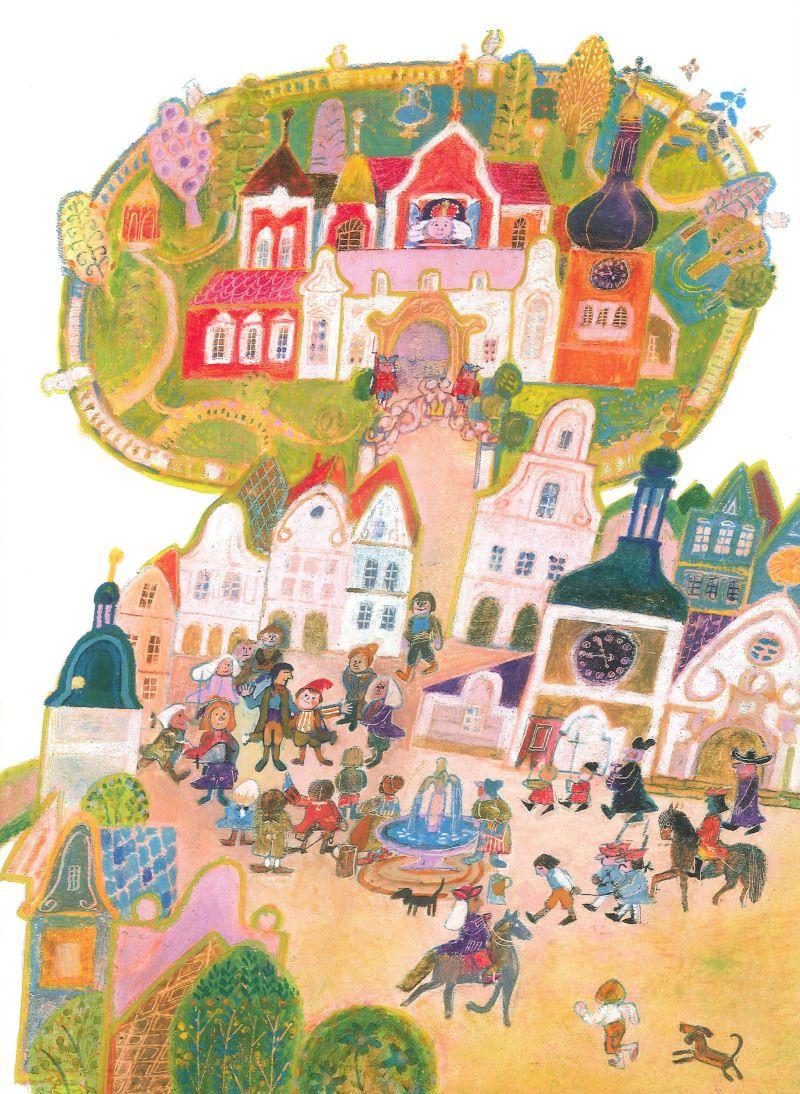 チェコチェコショップ 情報 パレチェクの絵本 かわいい絵 キュートなイラスト インスピレーションあふれるアート
