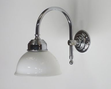 Badkamer Wandlamp Chroom : Badkamerverlichting ro103 wandlamp falmouth badkamer pinterest