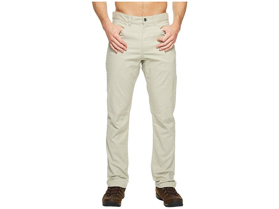 The North Face Motion Pants Granite Bluff Tan Mens Casual Pants Head out to your favorite trail in these adventureready pants Cotton fabric has just the right amount of s...