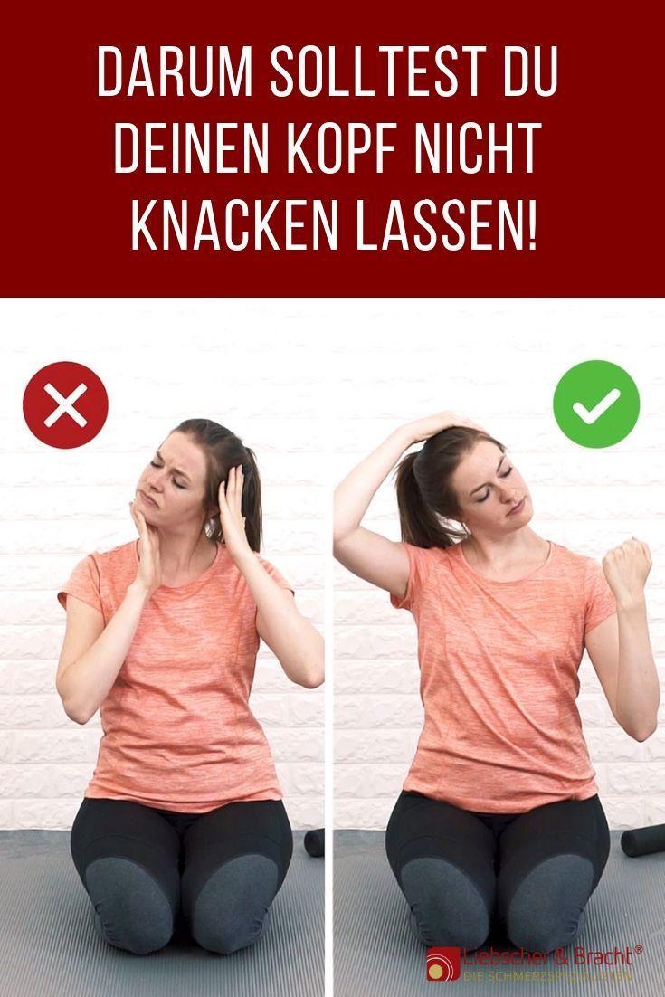 30+ Nackenschmerzen Diese 3 Fehler solltest du unbedingt vermeiden