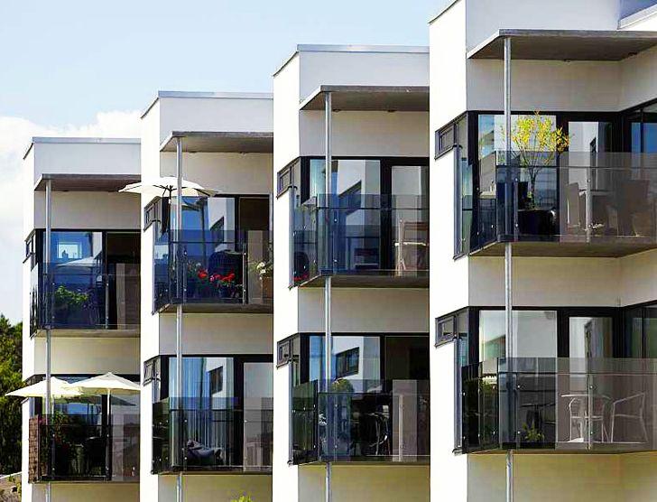 Bon C.F. Molleru0027s Saeby Strand Apartments Win Award For Outstanding Social  Housing Development