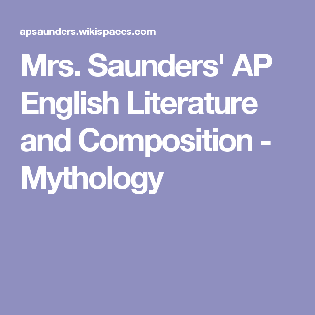 ap english literature sample essays