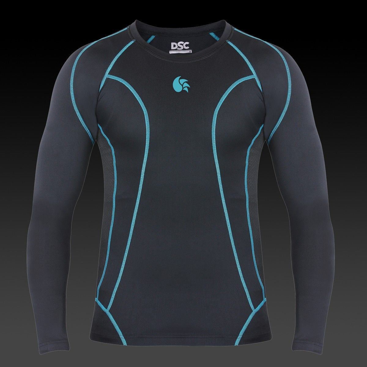 Buy Compression Top Long Sleeve Base Layer Clothing Online At Dsc Cricket Equipment Manufacturer In India Base Layer Clothing Compression Top Tops