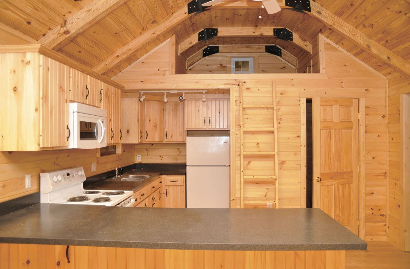 This Bertsch Utah Log Cabin From Simply Log Cabins In The United Kingdom Is The Perfect Little Bac Cheap Tiny House Shed To Tiny House Cheap Storage Sheds